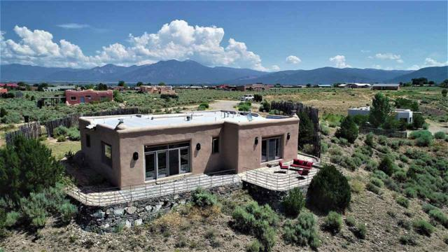 17 Calle Del Sol, Ranchos de Taos, NM 87557 (MLS #103940) :: Page Sullivan Group | Coldwell Banker Mountain Properties