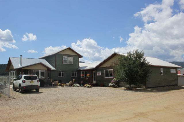 40 Agua Rd, Angel Fire, NM 87710 (MLS #103942) :: The Chisum Realty Group