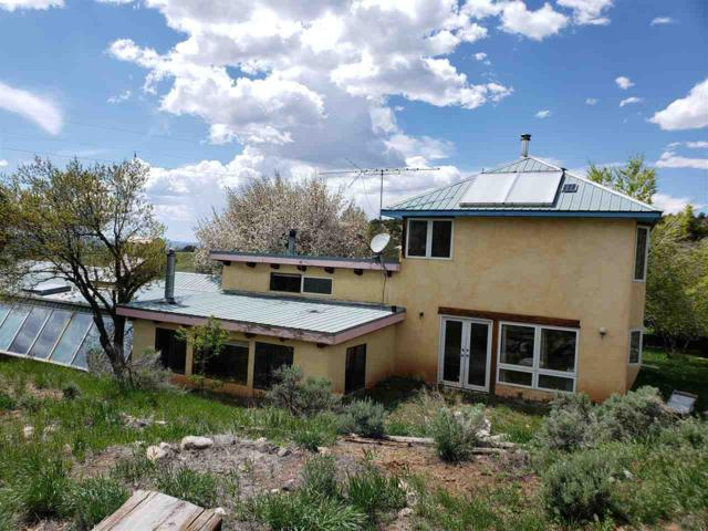 57 Camino Del Medio, San Cristobal, NM 87564 (MLS #103948) :: Page Sullivan Group | Coldwell Banker Mountain Properties