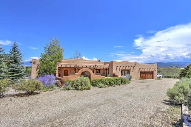 359 Los Cordovas Road, Taos, NM 87571 (MLS #103966) :: Page Sullivan Group | Coldwell Banker Mountain Properties