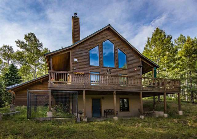 69 Agua Fria Drive, Angel Fire, NM 87710 (MLS #103967) :: Page Sullivan Group | Coldwell Banker Mountain Properties