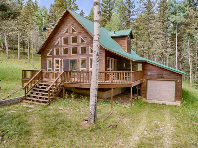 21 San Andres Cir, Angel Fire, NM 87710 (MLS #103969) :: Page Sullivan Group | Coldwell Banker Mountain Properties