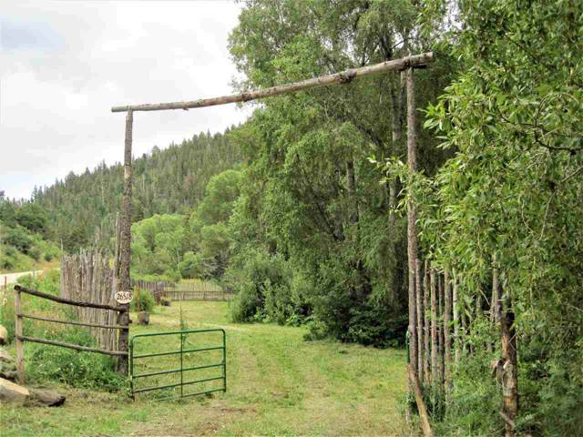 26518 State Hwy 64, Taos, NM 87754 (MLS #103972) :: The Chisum Realty Group