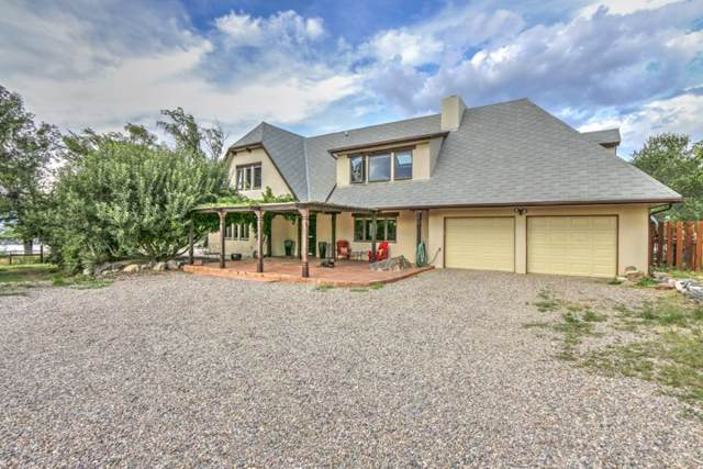 616 Fernandez, Taos, NM 87571 (MLS #103989) :: The Chisum Realty Group