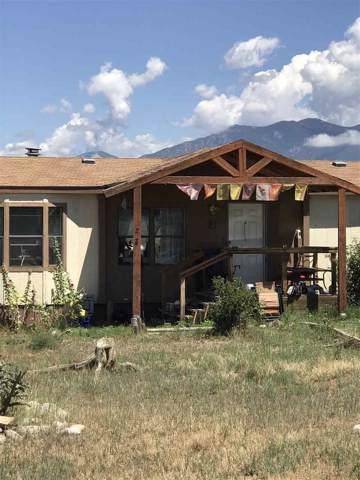 225 Este Es Rd, Taos, NM 87571 (MLS #104000) :: Angel Fire Real Estate & Land Co.