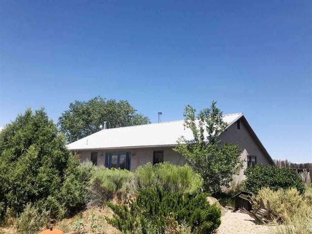 188 Lower Las Colonias Rd, El Prado, NM 87529 (MLS #104001) :: Angel Fire Real Estate & Land Co.