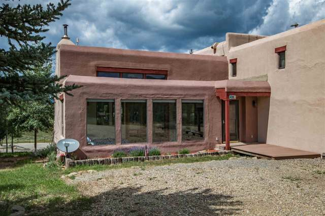 42 Sage Lane No 4, Angel Fire, NM 87710 (MLS #104004) :: The Chisum Realty Group