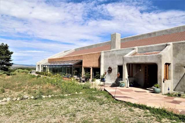 35 Vista Del Mesa, Arroyo Hondo, NM 87513 (MLS #104011) :: Page Sullivan Group | Coldwell Banker Mountain Properties