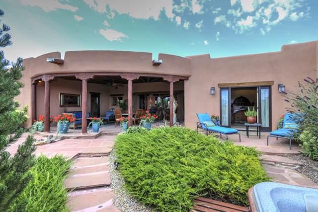 1456 Santa Cruz Road, Taos, NM 87571 (MLS #104021) :: The Chisum Realty Group