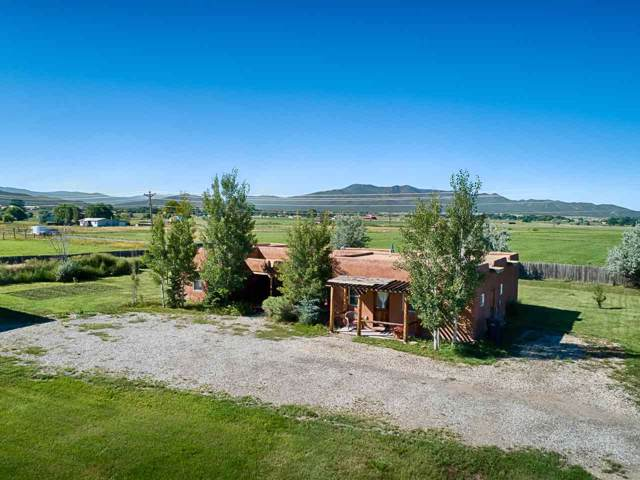 597 Callejon Rd, Taos, NM 87571 (MLS #104026) :: Angel Fire Real Estate & Land Co.