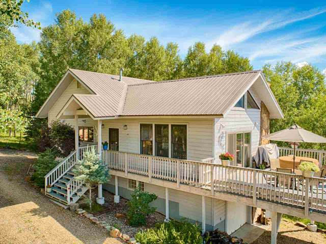 32 Agua Fria, Angel Fire, NM 87710 (MLS #104029) :: The Chisum Realty Group