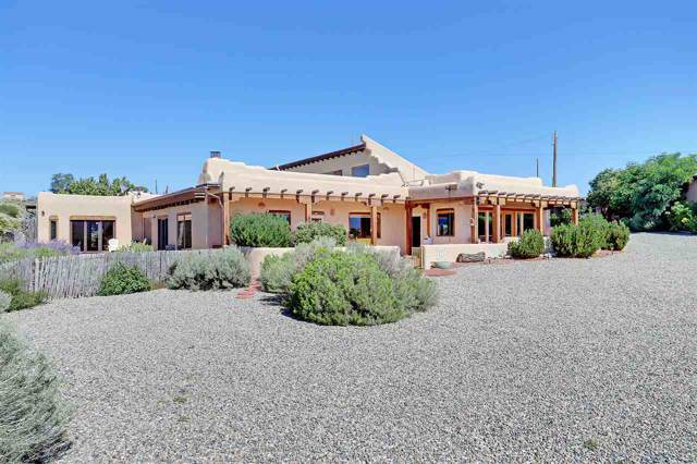 338 State Hwy 240, Taos, NM 87571 (MLS #104031) :: Angel Fire Real Estate & Land Co.