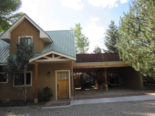 210 Los Pandos, Taos, NM 87571 (MLS #104041) :: Page Sullivan Group | Coldwell Banker Mountain Properties