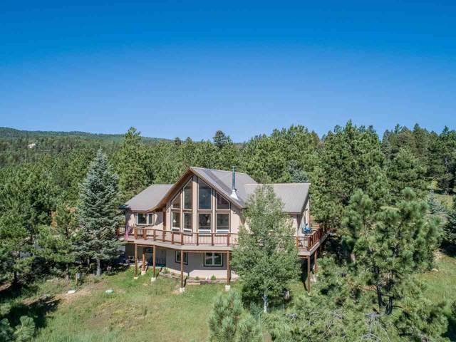 283 Via Del Rey, Angel Fire, NM 87710 (MLS #104042) :: Page Sullivan Group | Coldwell Banker Mountain Properties