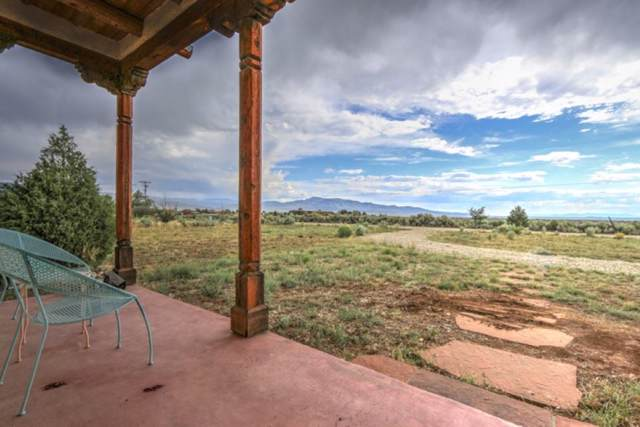 7 Rock Garden Gully, El Prado, NM 87529 (MLS #104061) :: Angel Fire Real Estate & Land Co.
