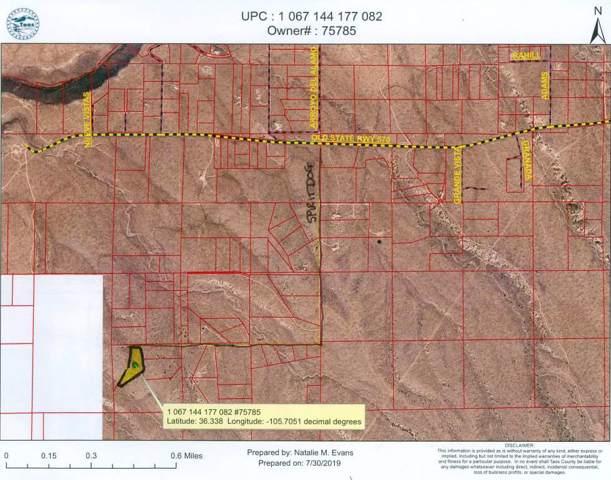 Off Spirit Dog, Ranchos de Taos, NM 87557 (MLS #104066) :: Page Sullivan Group | Coldwell Banker Mountain Properties