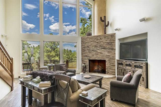 88 Armijo Dr, Angel Fire, NM 87710 (MLS #104068) :: The Chisum Realty Group