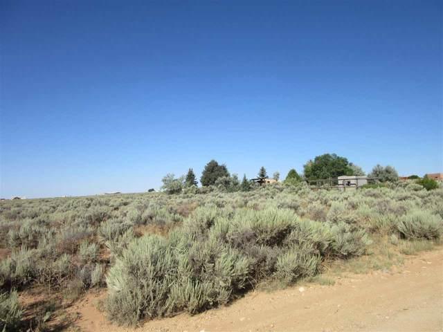 100 Verdolaga, Taos, NM 87571 (MLS #104070) :: The Chisum Realty Group