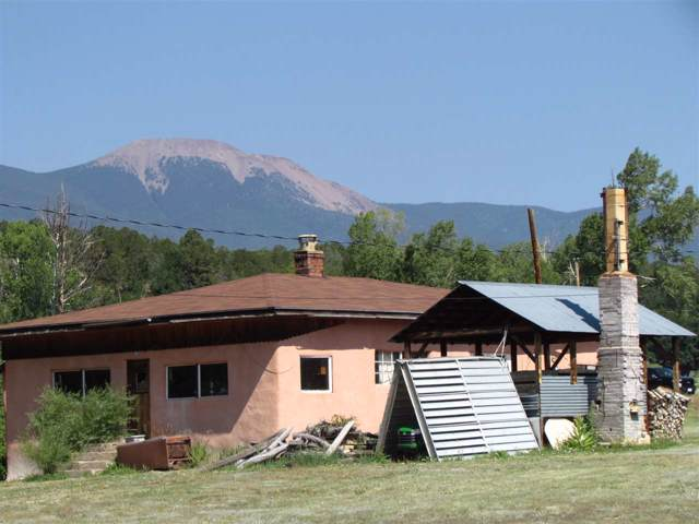 29762 Hwy 64, Ute Park, NM 87749 (MLS #104087) :: Page Sullivan Group | Coldwell Banker Mountain Properties