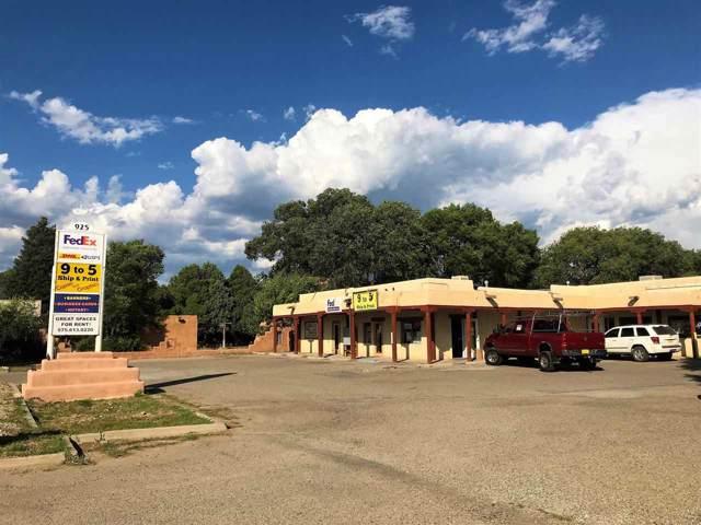 925 Paseo Del Pueblo Sur, Taos, NM 87571 (MLS #104089) :: Page Sullivan Group | Coldwell Banker Mountain Properties