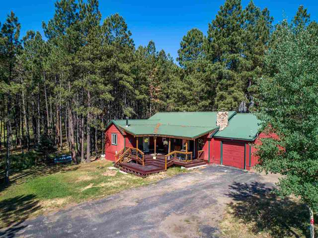 49 Via Del Rey, Angel Fire, NM 87710 (MLS #104095) :: Page Sullivan Group | Coldwell Banker Mountain Properties