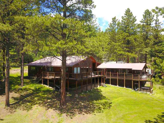 31 David Robins Lane, Eagle Nest, NM 87718 (MLS #104102) :: Angel Fire Real Estate & Land Co.