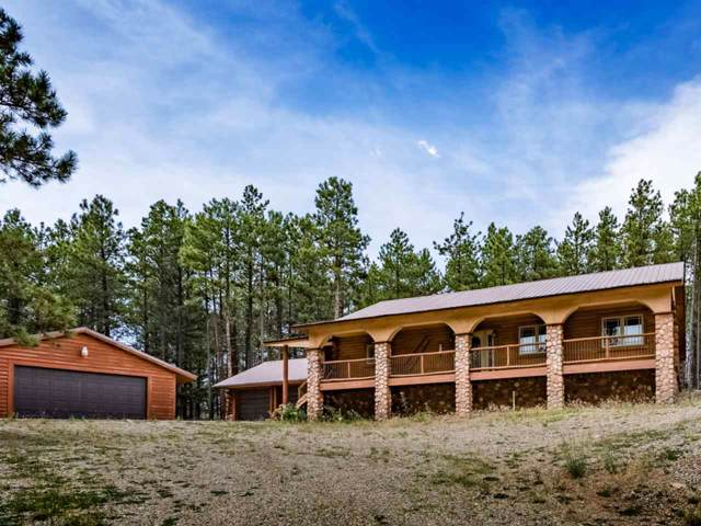 19 Columbine Terrace, Angel Fire, NM 87710 (MLS #104103) :: Page Sullivan Group | Coldwell Banker Mountain Properties