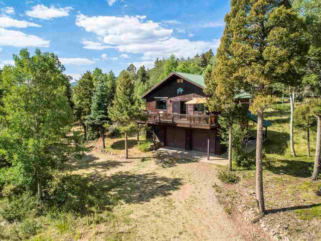 126 Brazos, Angel Fire, NM 87710 (MLS #104106) :: The Chisum Realty Group