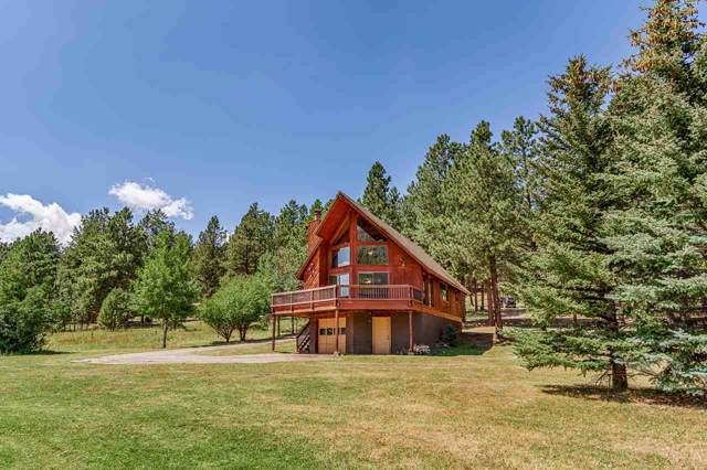 22 Sarazen Terrace, Angel Fire, NM 87710 (MLS #104111) :: The Chisum Realty Group