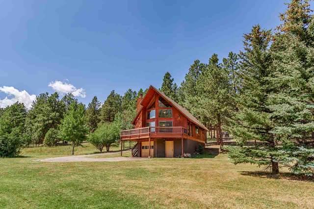 22 Sarazen Terrace, Angel Fire, NM 87710 (MLS #104111) :: Angel Fire Real Estate & Land Co.