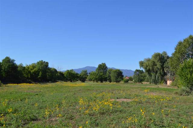 Lot C Charlotte La, Taos, NM 87571 (MLS #104121) :: Page Sullivan Group   Coldwell Banker Mountain Properties
