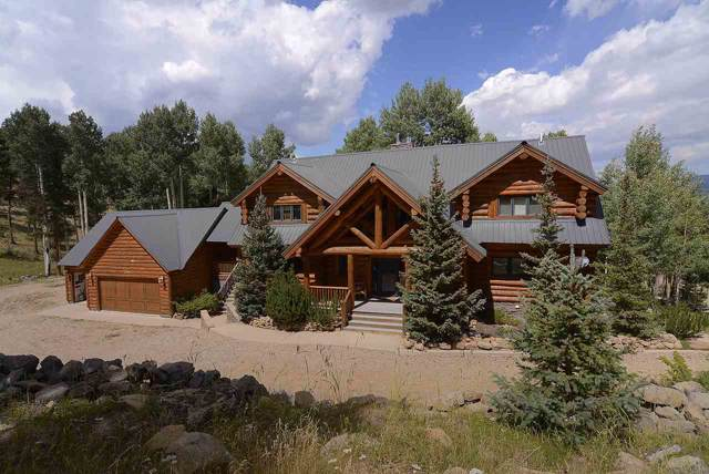 60 Via De Maria, Angel Fire, NM 87710 (MLS #104126) :: The Chisum Realty Group