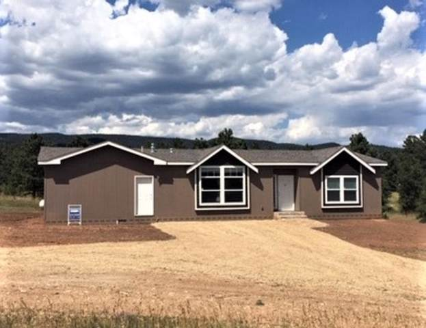 25 Moreno Ct, Angel Fire, NM 87710 (MLS #104128) :: Chisum Realty Group