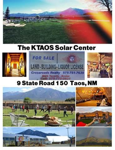 9 Nm Sr 150, El Prado, NM 87529 (MLS #104131) :: Angel Fire Real Estate & Land Co.