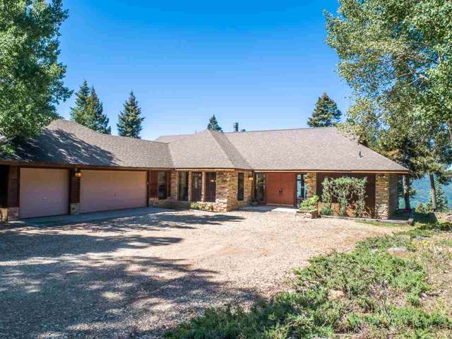 41 Cheerful Way, Angel Fire, NM 87710 (MLS #104135) :: Page Sullivan Group | Coldwell Banker Mountain Properties