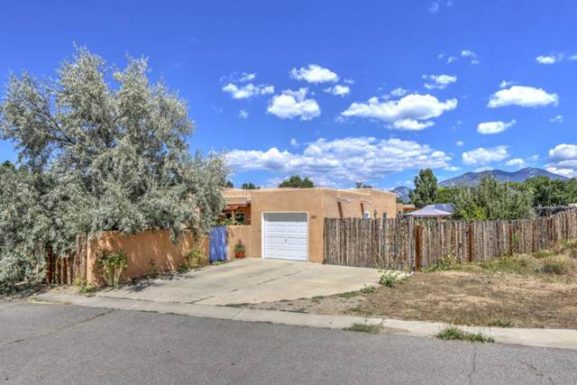 302 South Trapper Road, Taos, NM 87571 (MLS #104136) :: Page Sullivan Group   Coldwell Banker Mountain Properties