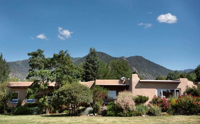 18 Juan Martinez Road, Arroyo Seco, NM 87514 (MLS #104142) :: Page Sullivan Group | Coldwell Banker Mountain Properties