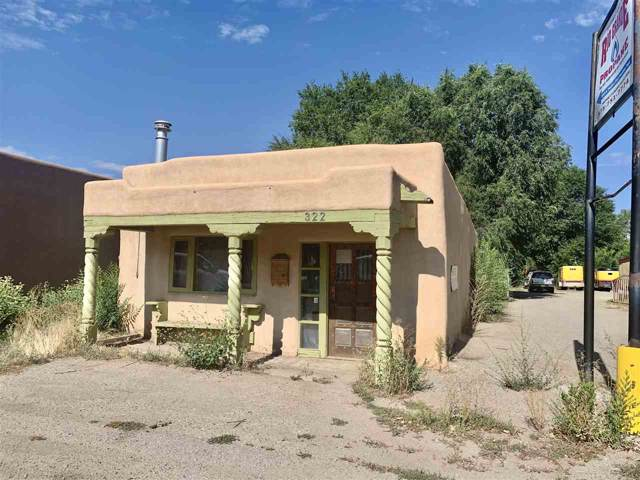 322 Paseo Del Pueblo Sur, Taos, NM 87571 (MLS #104147) :: Page Sullivan Group | Coldwell Banker Mountain Properties