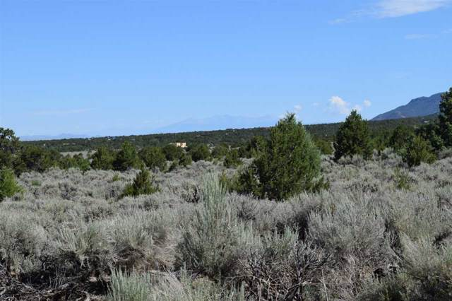 Jedediah Road, El Rito/Latir, NM 87556 (MLS #104152) :: Page Sullivan Group | Coldwell Banker Mountain Properties