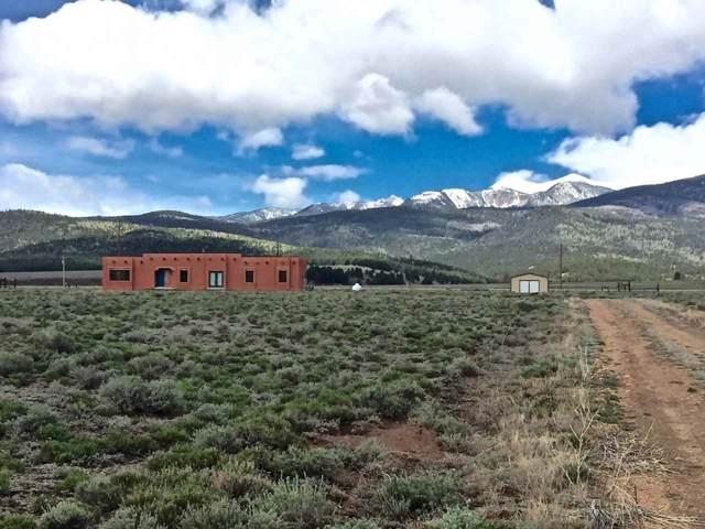 10 E Gant Rd W, Eagle Nest, NM 87718 (MLS #104154) :: Angel Fire Real Estate & Land Co.