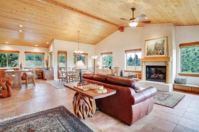 90 Halo Pines Terrace, Angel Fire, NM 87710 (MLS #104157) :: The Chisum Realty Group