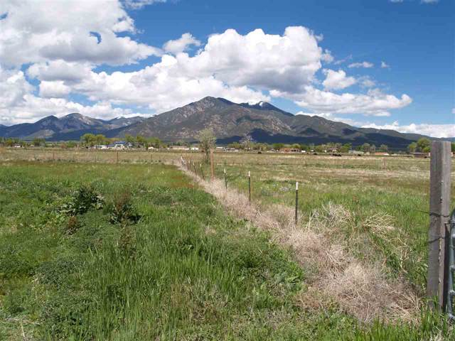 Tract 4 Don Bernabe Garcia Lane, El Prado, NM 87529 (MLS #104160) :: Page Sullivan Group | Coldwell Banker Mountain Properties