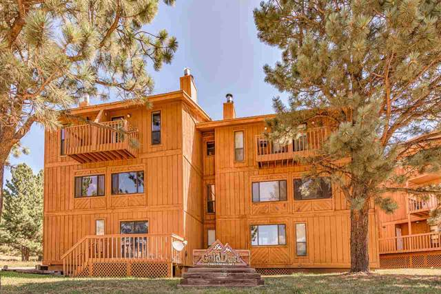 37 Vail Ave Gold Dust D1, Angel Fire, NM 87710 (MLS #104166) :: Angel Fire Real Estate & Land Co.