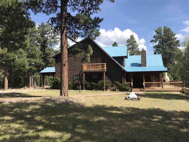 11 Laguna Negra, Angel Fire, NM 87710 (MLS #104168) :: Angel Fire Real Estate & Land Co.