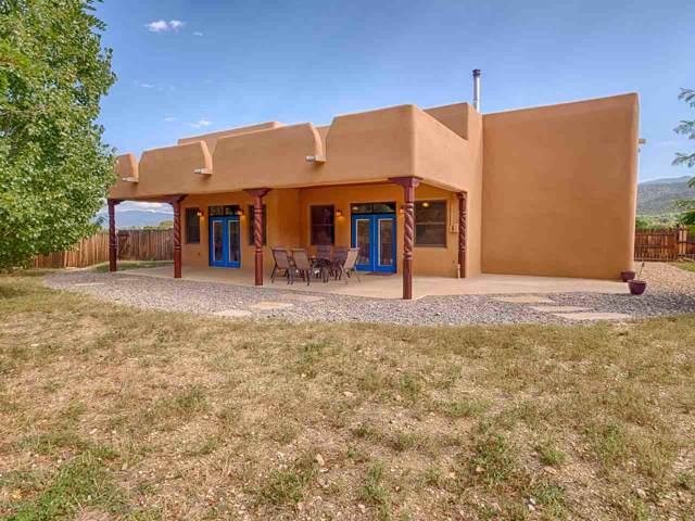 112B Vista Del Valle Ranchos De Taos, Taos, NM 87557 (MLS #104174) :: Page Sullivan Group | Coldwell Banker Mountain Properties