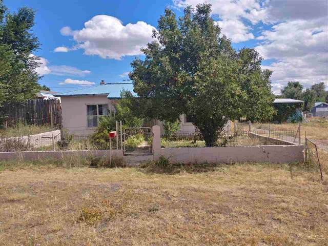 806 Cimarron Ave, Springer, NM 87447 (MLS #104184) :: Page Sullivan Group | Coldwell Banker Mountain Properties