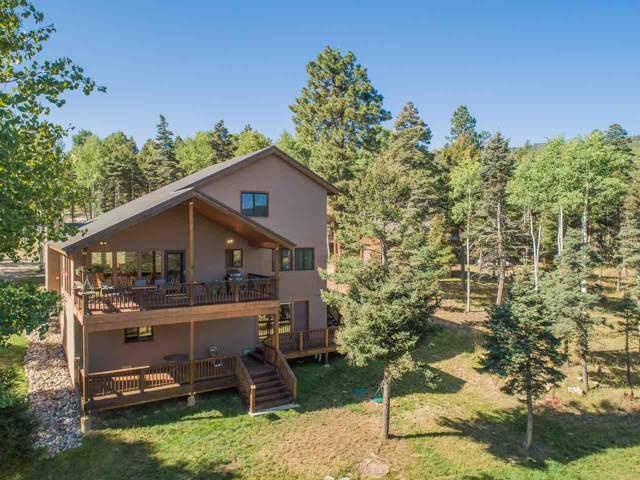32 Sierra Blanca, Angel Fire, NM 87710 (MLS #104193) :: Angel Fire Real Estate & Land Co.