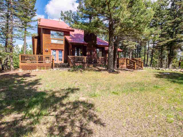 96 Cimarron Trail, Angel Fire, NM 87710 (MLS #104220) :: Page Sullivan Group | Coldwell Banker Mountain Properties