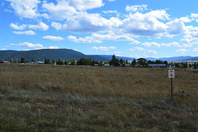 Tract 6 Golden Eagle Trail, Eagle Nest, NM 87718 (MLS #104224) :: Angel Fire Real Estate & Land Co.