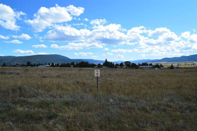 Tract 8 Golden Eagle Trail, Eagle Nest, NM 87718 (MLS #104226) :: Angel Fire Real Estate & Land Co.